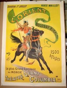 Das orientalistische Plakat Westeuropas 1880 1914